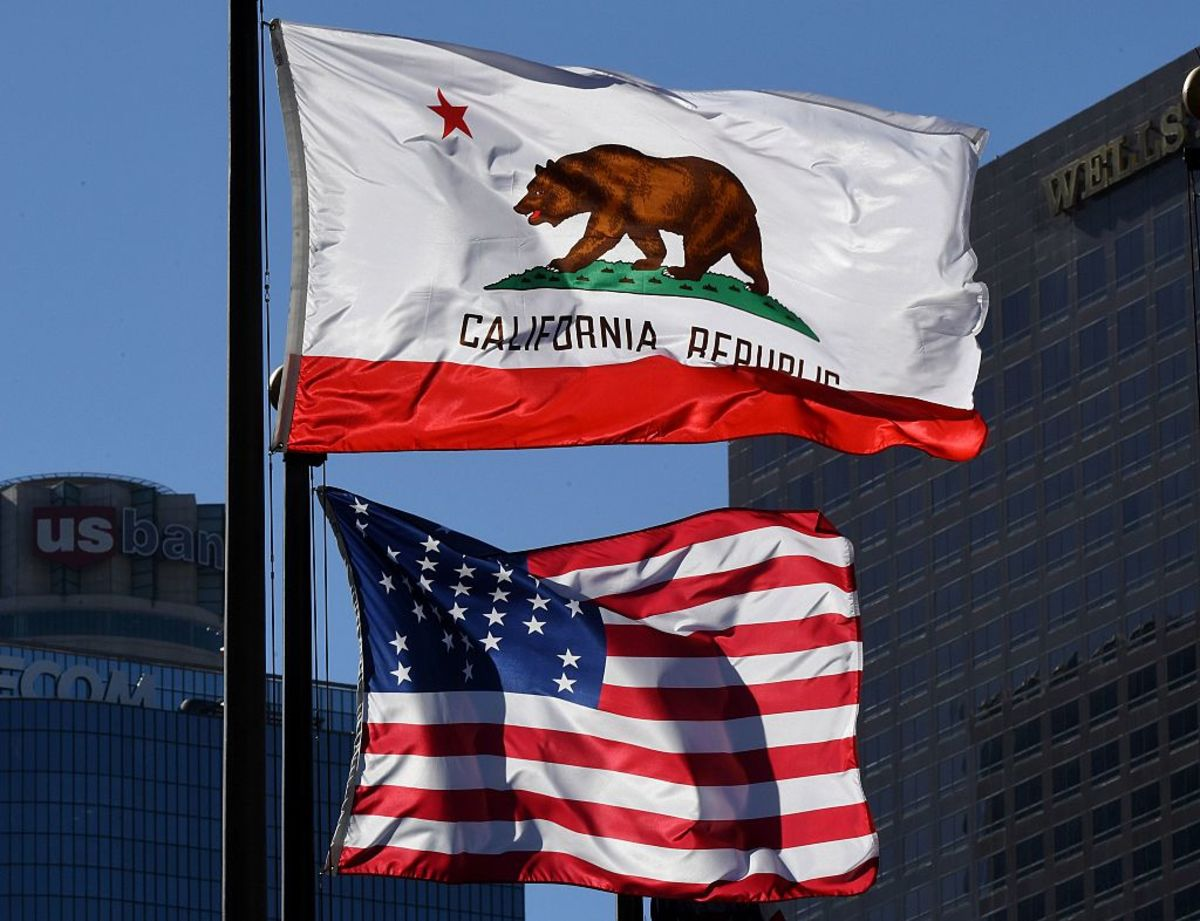 California May Be the Best and Only Hope for Democrats