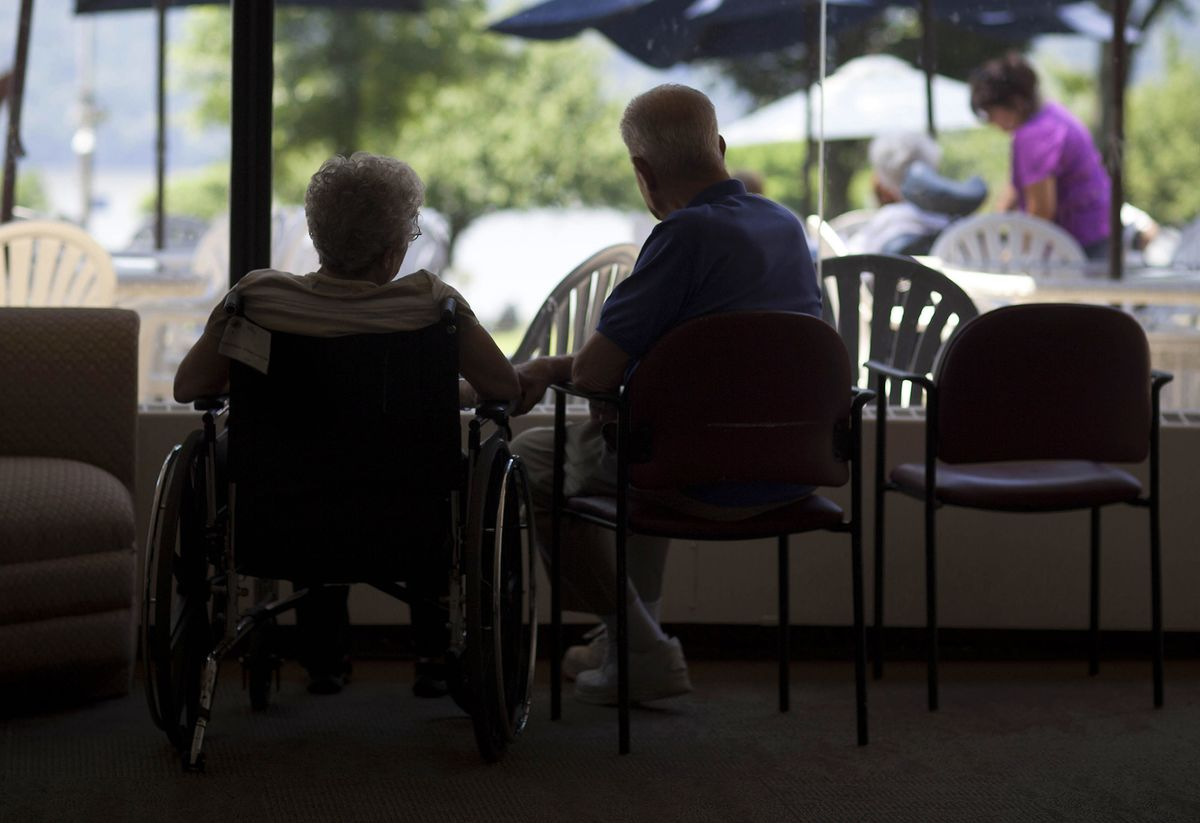 U.S. Nursing Home Costs Just Keep Going Up