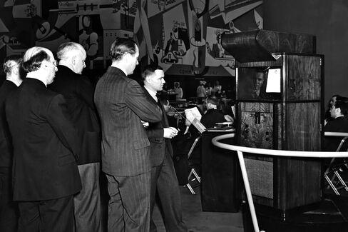 Television, 1939.