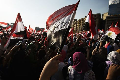 Egypt's Anger Reaches a Tourist Haven