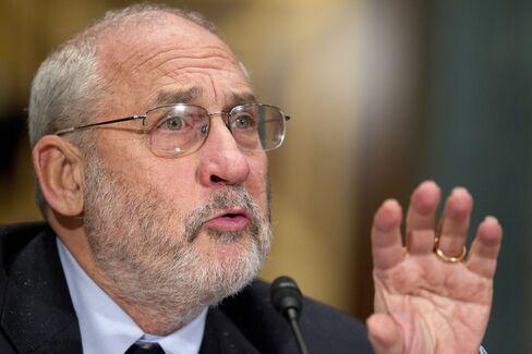 Nobel Prize-Winning Economist Joseph Stiglitz