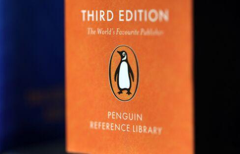Pearson Agrees to Merge Penguin With Bertelsmann's Random House