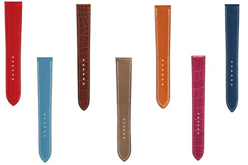 There's no question that Hermès watch straps are in a category of their own.