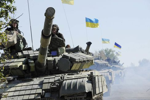 UKRAINE-RUSSIA-CRISIS-WEAPONS-WITHDRAWING