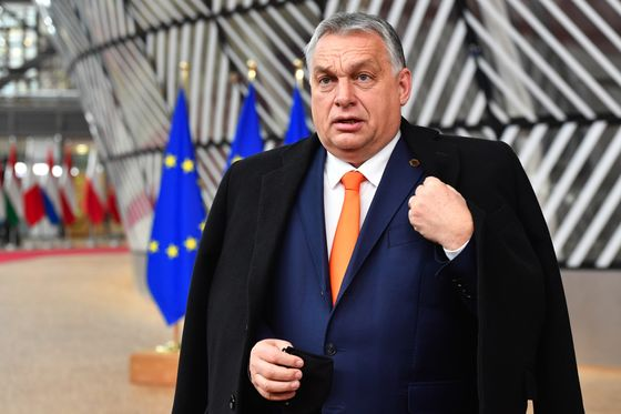 Hungary's Orban Says Lockdowns Are Ineffective at Stopping Virus