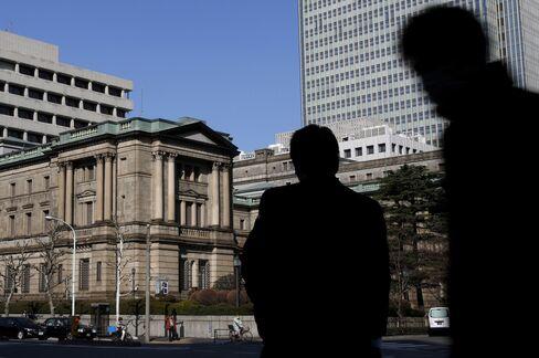 Bank of Japan headquarters
