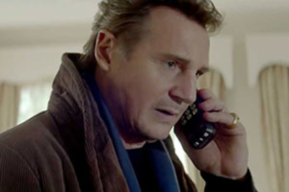 Liam Neeson Phones It In: 42 Minutes of Calls in Four Action