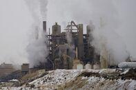 quarry pollution