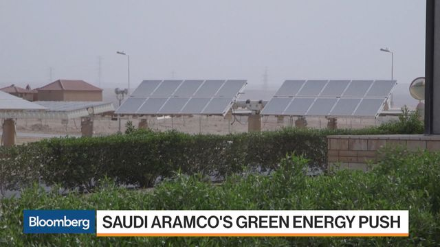 Saudi Aramco's Green Energy Push Seen Widening Appeal of IPO