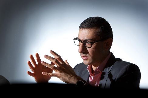 Nokia Solutions and Networks Chief Rajeev Suri
