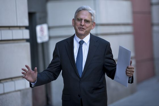 Capitol Riot Adds to Garland's Agenda as Senate Weighs DOJ Pick