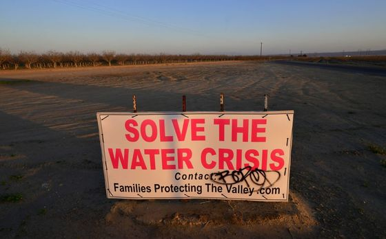 Maybe California Actually Does Have Enough Water