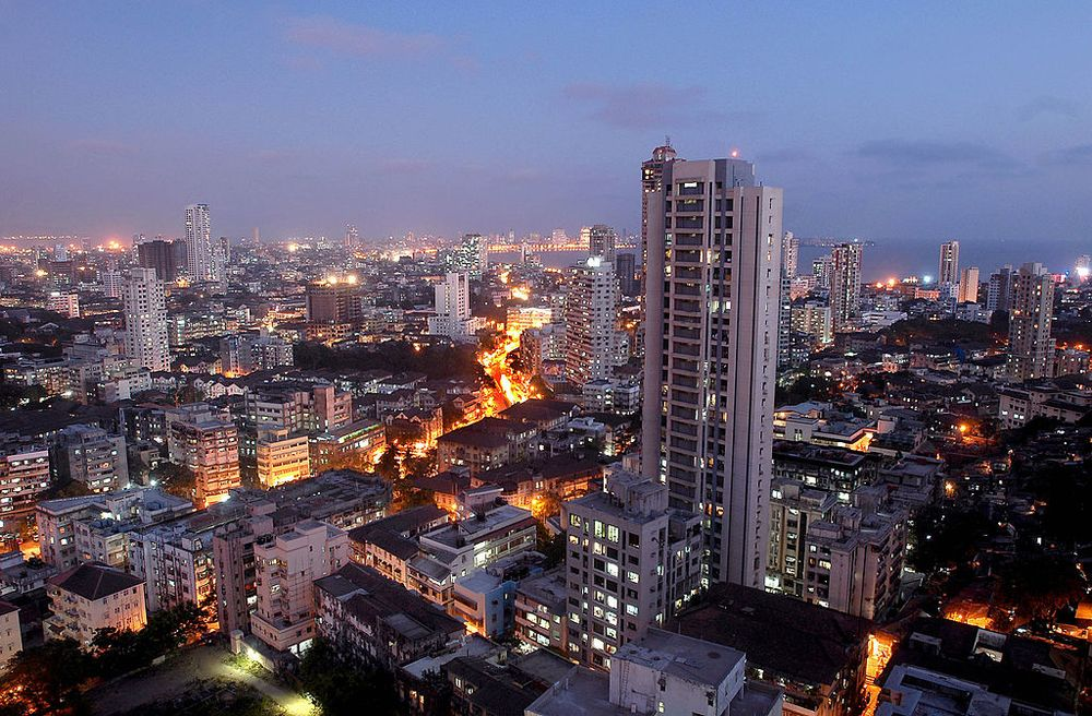 India Needs Its Own Canary Wharf