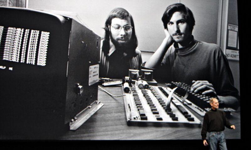 Αγοράσατε μετοχές της Apple το 1980; Και τις κρατήσατε; Μην καυχιέστε