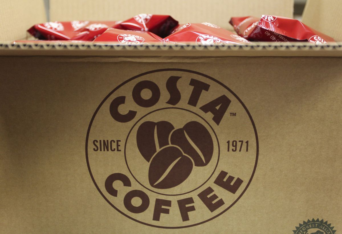 Whitbread Soars as Elliott Discloses Stake in Costa Owner