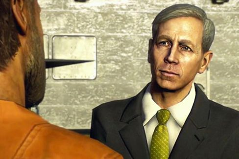 What Is David Petraeus's Role in the New Call of Duty?