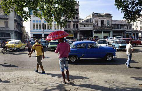 Street scenes in Havana