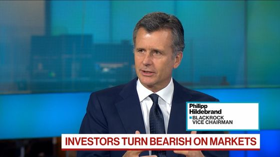 BlackRock's Hildebrand Predicts 'Vast Reallocation' Into ESG