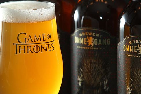 Head for the Mountains (of Westeros): The Rise of Game of Thrones Beer