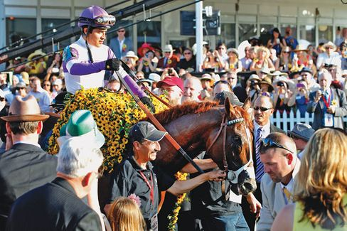 The Subprime Money Behind a Winning Horse