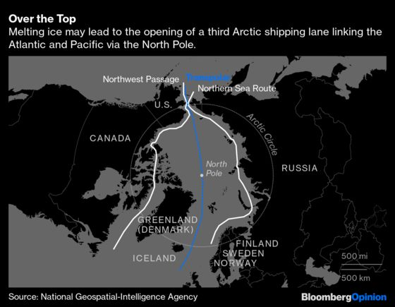 As the Arctic Heats Up, How to Keep the Peace