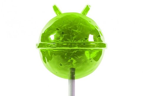 Google Takes the Wrapper off Android Lollipop
