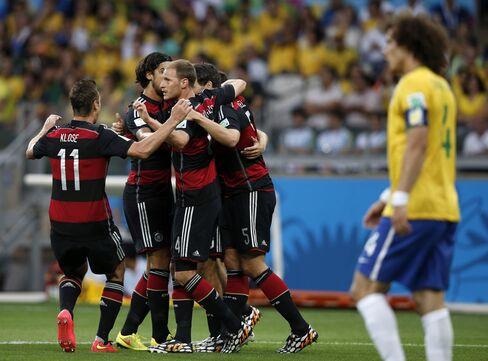 Germany Scores