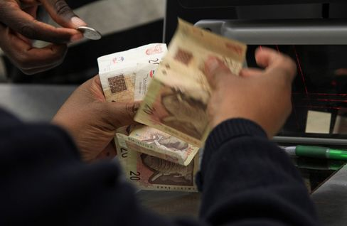South African Economy Expands 3.2%