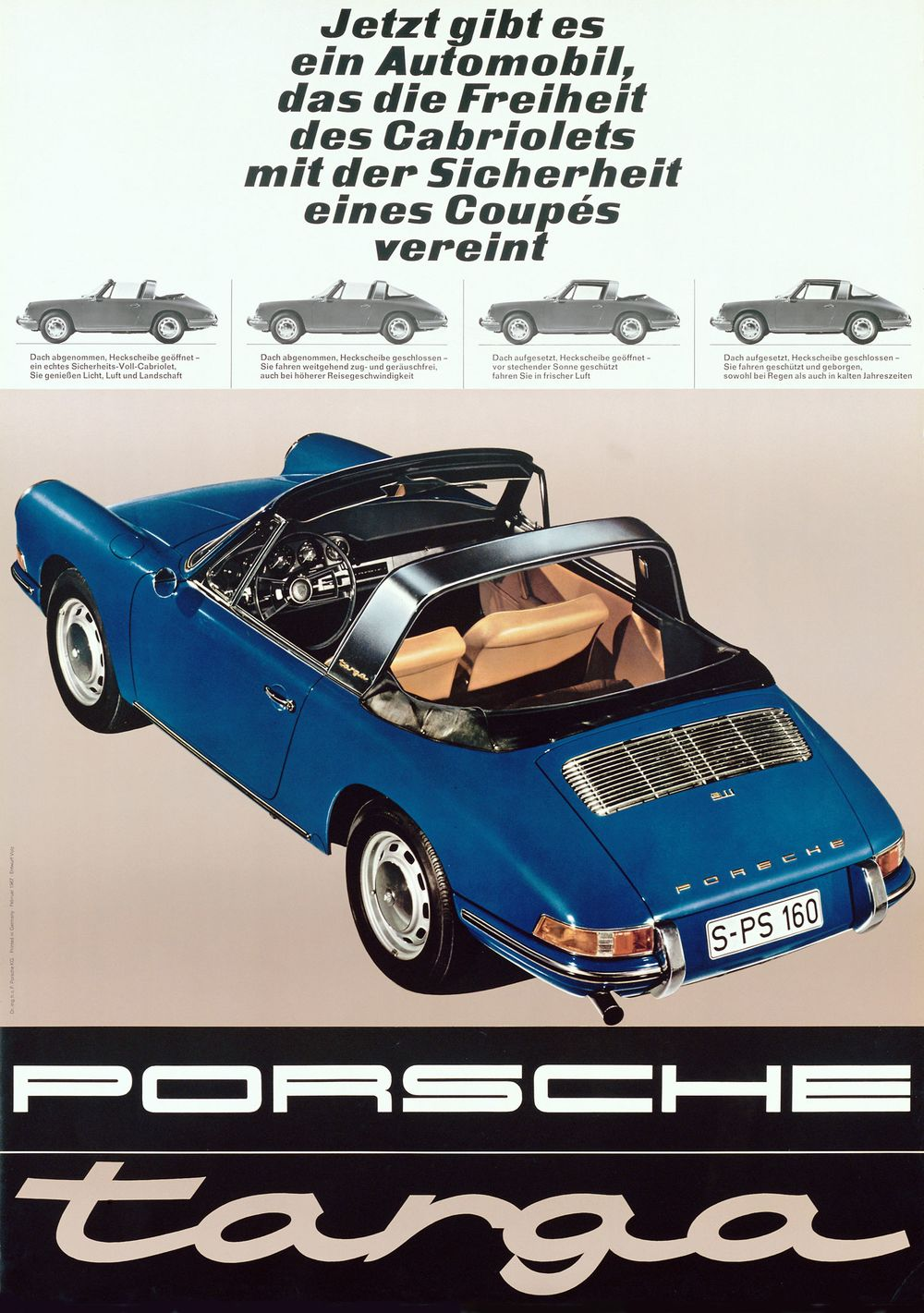 Why You Should Invest In A 60s Era Porsche 911 Targa Right Now Bloomberg
