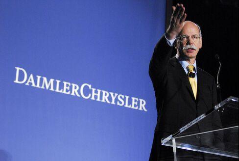 Daimler to Rio Tinto Show New Surge in Deals Perilous