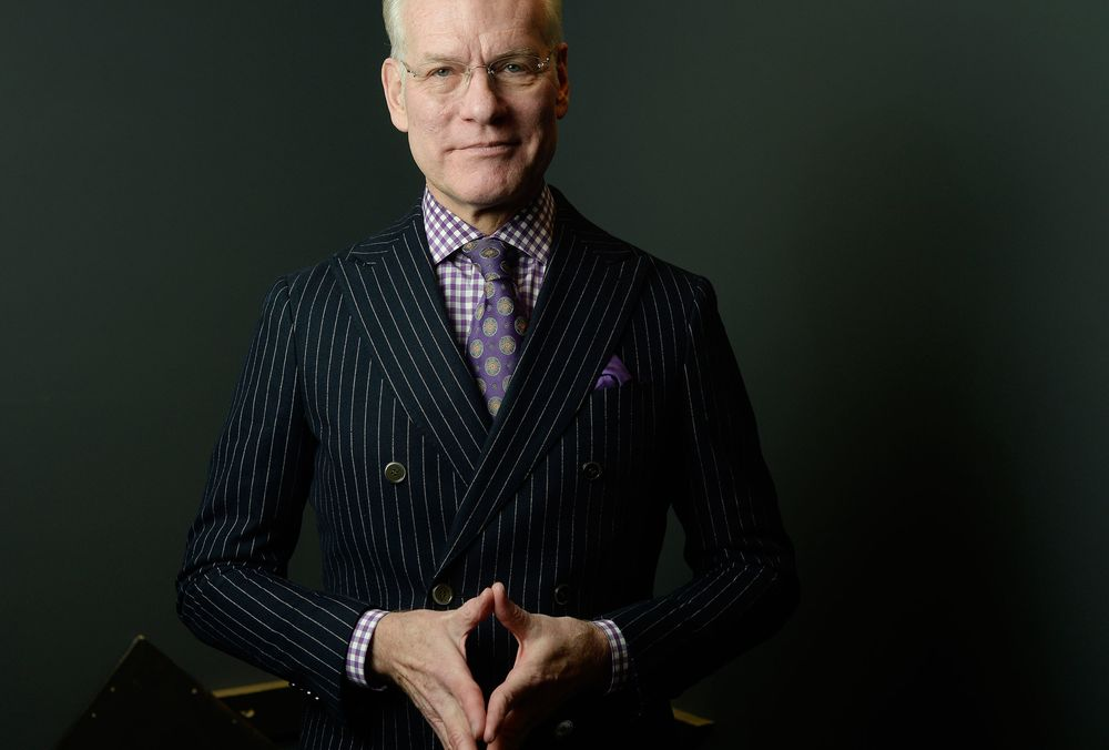 Tim Gunn Hates It When You Wear Gym Clothes on the Street