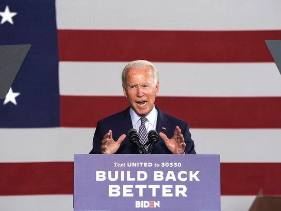 Biden's $775 Billion 'Caring Economy' Plan Paid For With Real Estate Taxes