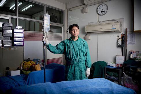 Surgeon Vechavisit Thiep Portrait And Gender Reassignment Surgery