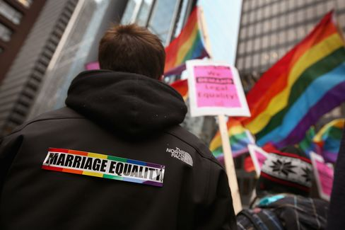 Senators Shift to Gay-Marriage Support Before Supreme Court Case