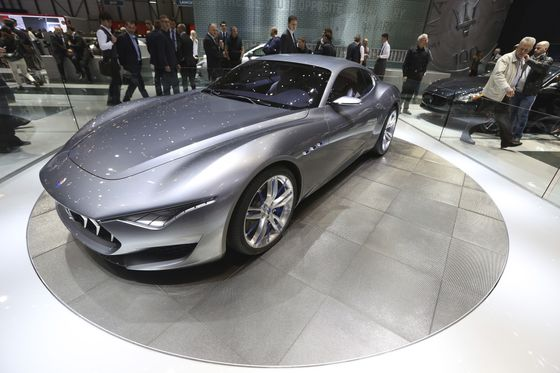Gone in Two Seconds: Maserati's Electric Challenger to Tesla
