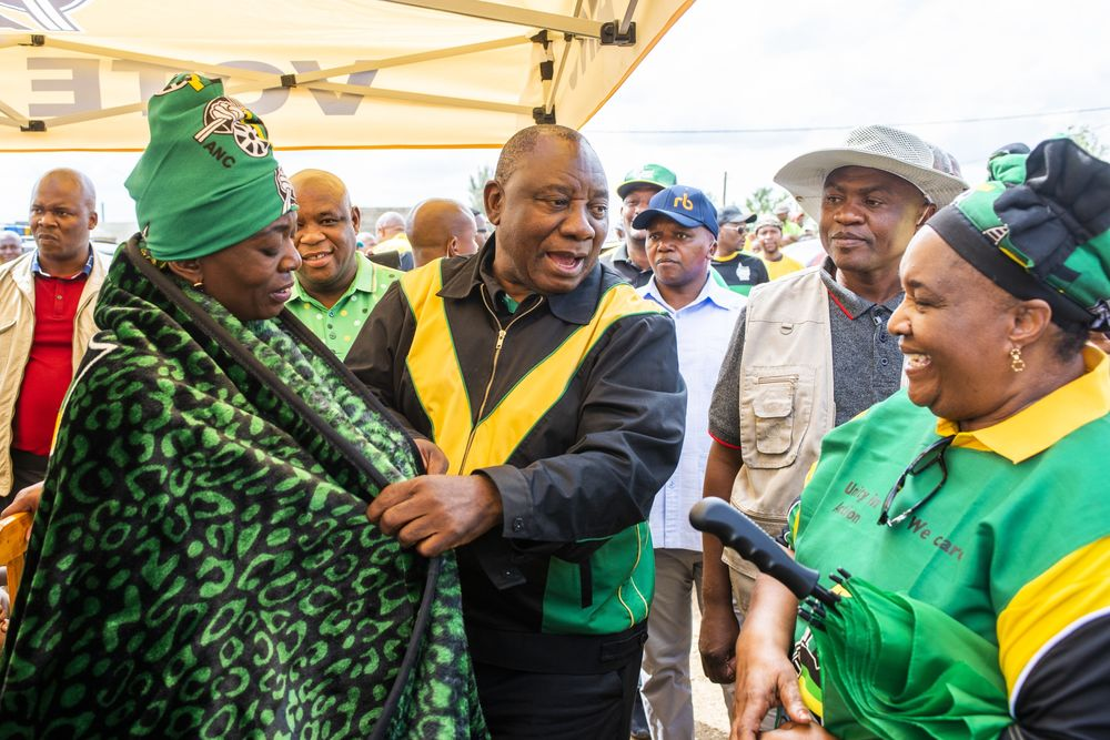 Why Ramaphosa Needs a Decisive Win in South Africa's Vote
