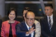 Hong Kong's Richest Property Tycoon Plans U.S. SPAC