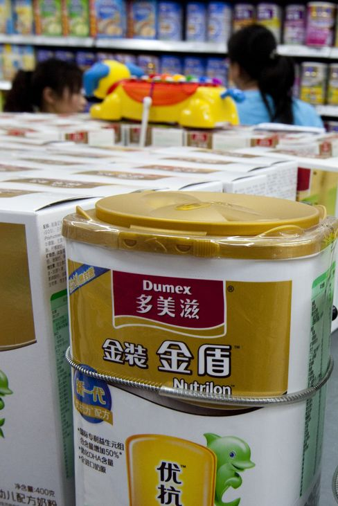 Danone Joins Nestle in Cutting China Prices Amid State Probe