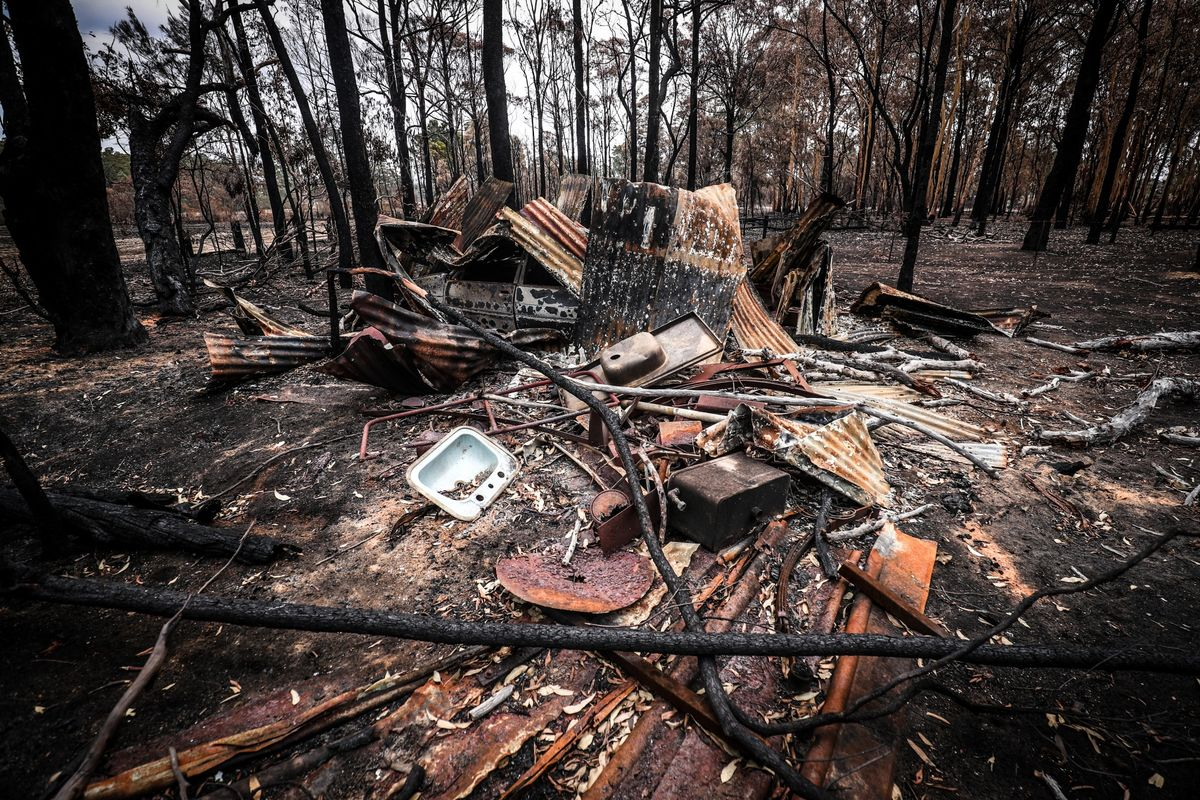 Australian States Start Clean-Up From Fires With Claims Rising