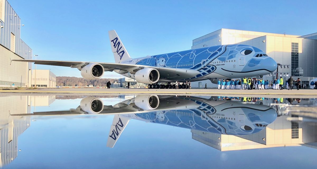 Japan's Largest Airline Bets Big on Newly Axed Airbus A380