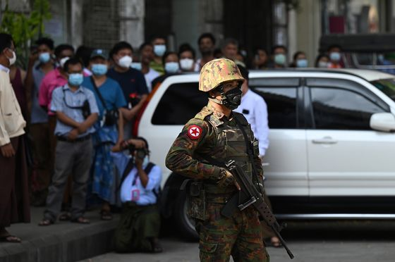 Myanmar Army's Next Problem: Defeating Suu Kyi in an Election