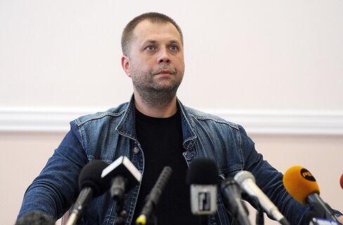 Pro-Russian Rebel Leader Alexander Borodai