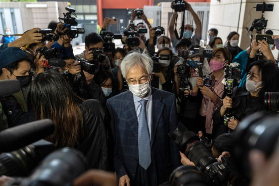 Hong Kong's Lai and Other Top Activists Sentenced Amid Crackdown