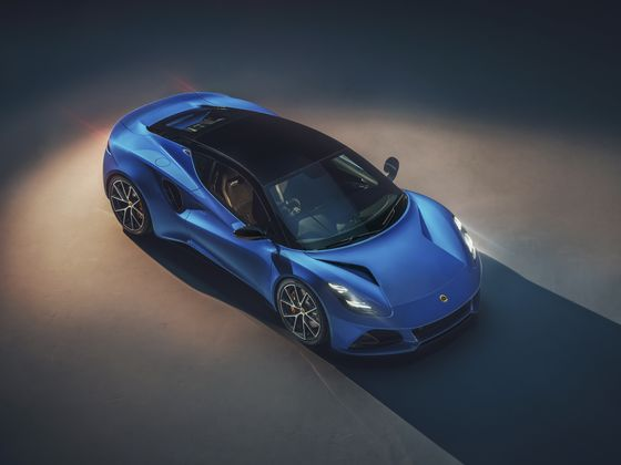 Lotus Unveils Last Combustion-Only Car Starting Under $85,000