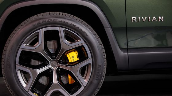 Amazon-Backed EV-Maker Rivian Aims for IPO This Year