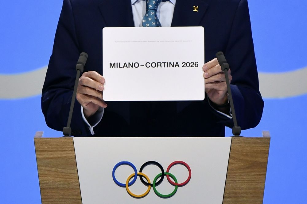 Salvini Rushes to Claim Victory as Italy Snags 2026 Olympics