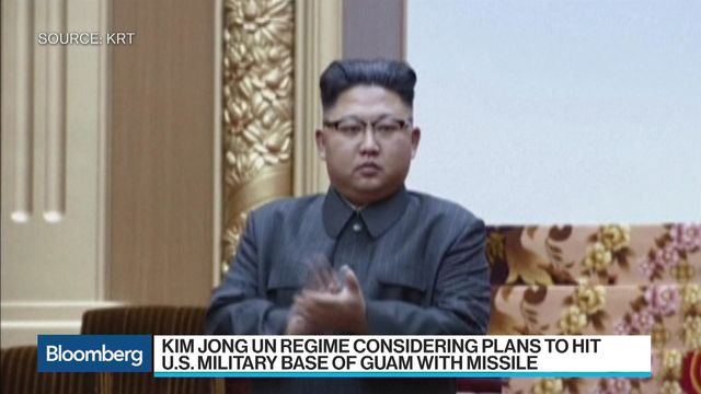 Gold up as North Korea threatens United States in Guam