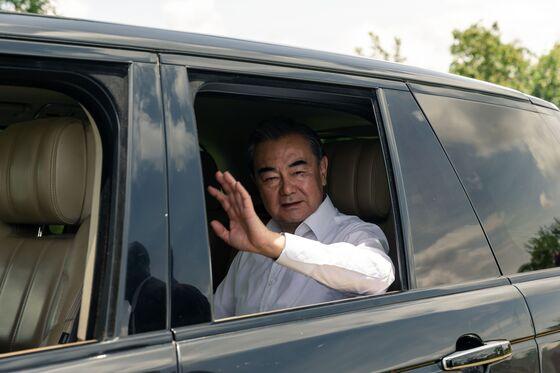 Merkel's Top Diplomat Warns China Over Taiwan 'Threats'