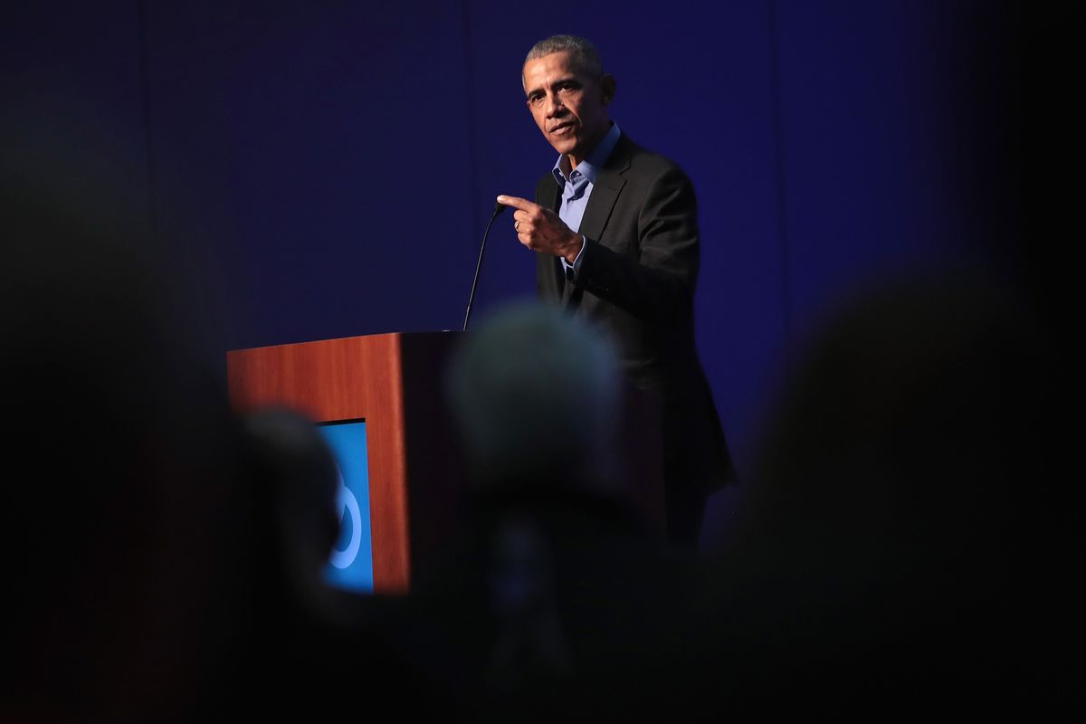 Goldman Sachs and Ken Griffin Funds Give Big to Obama Foundation