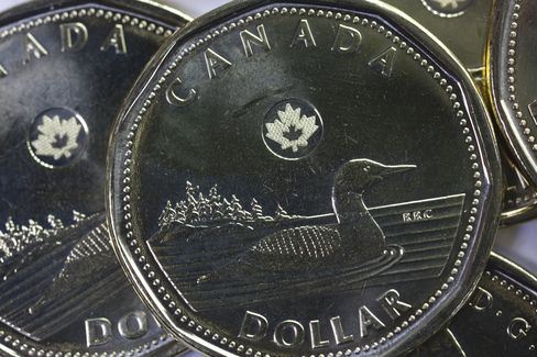 Hedge Funds Most Bearish on Loonie in Bias Bets